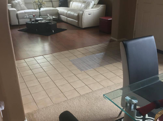 Large four bedroom home in Moreno Valley , CA
