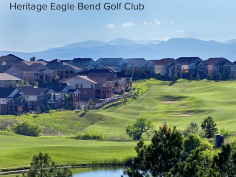 The Villages at Heritage Eagle Bend in Aurora, CO