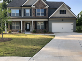 Quite five bedroom single family living in Fairburn , GA