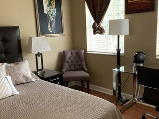 Furnished room with upgrade private bathroom  in Miramar, FL