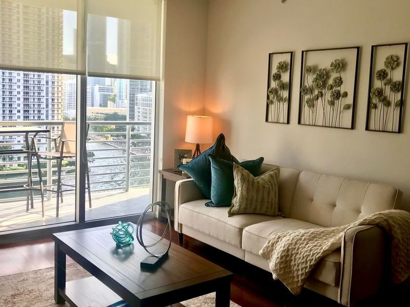 Beautiful corner unit, great location! in Miami, FL