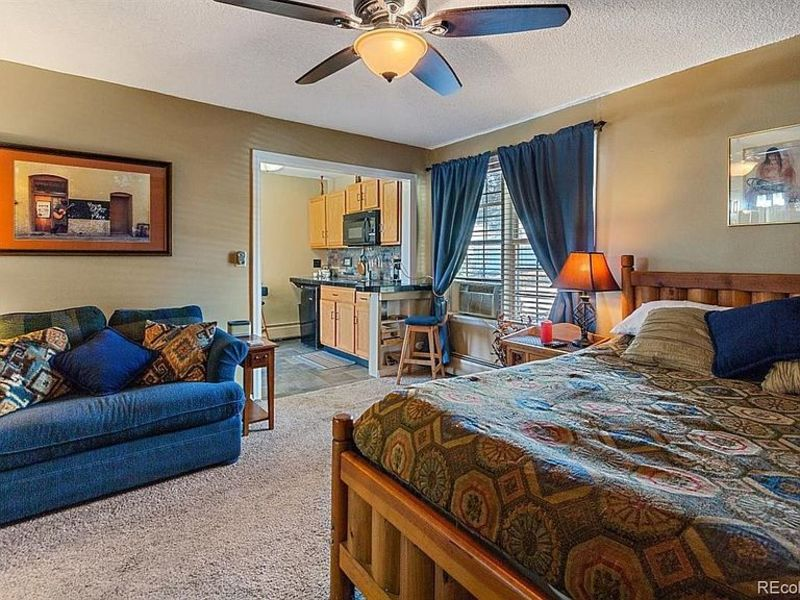 Locked off bedroom with kitchenette for rent in Lakewood, CO