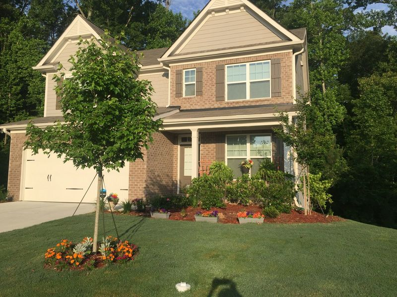 Quiet Brand New Home in Hiram in Hiram , GA