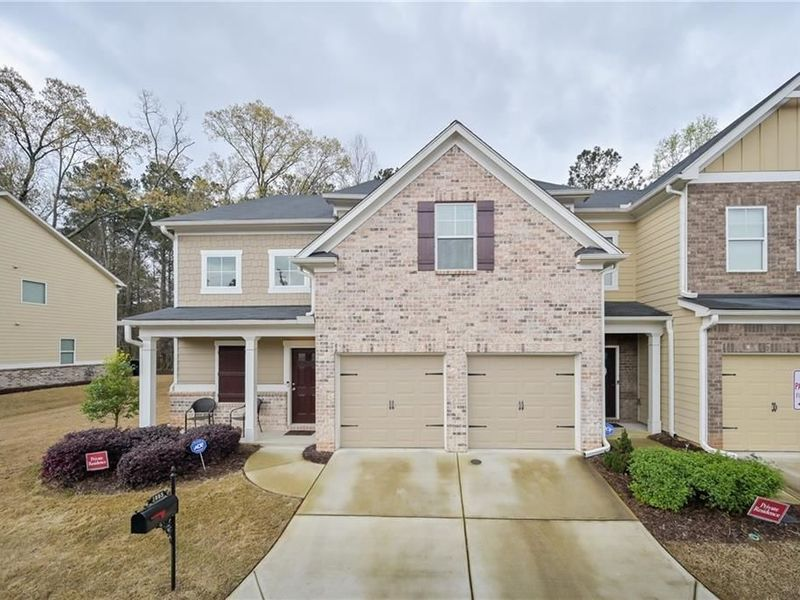 Quiet Townhome in new construction community. in Austell, GA