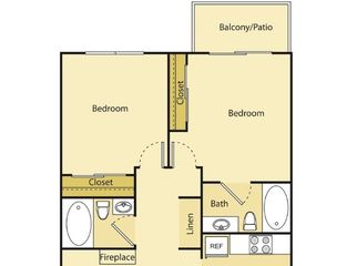 Share a 2 bedroom apartment in Pasadena, CA