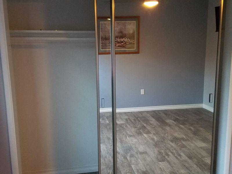 One bedroom, shared living room and kitchen in San Bernardino, CA