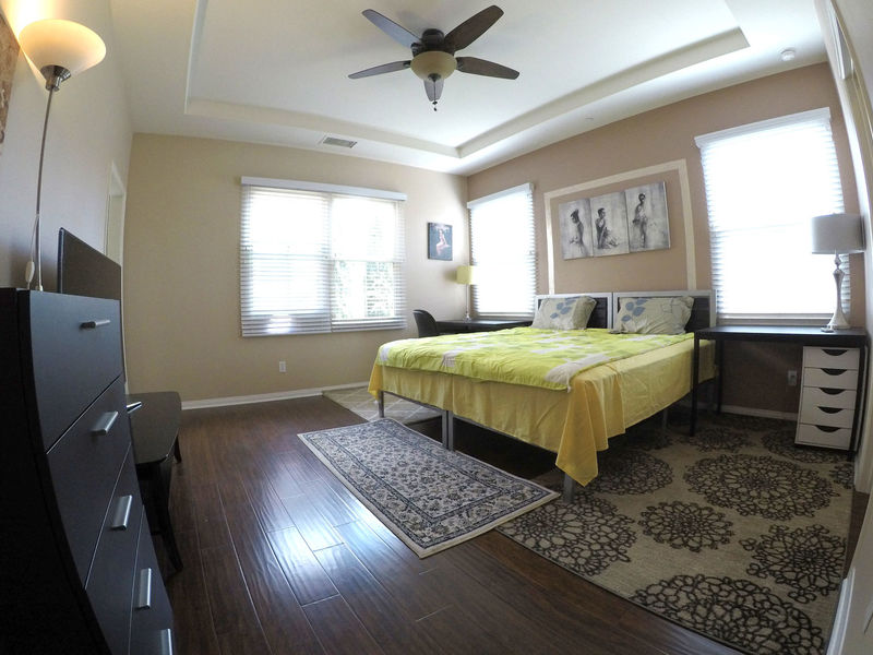 Very Big Master bedroom , Town House at Irvine ,CA in IRVINE, CA