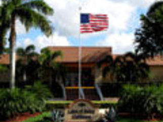 Two bedroom, two bath condo with shared space in Delray Beach, FL
