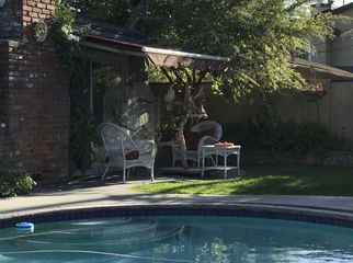 3 bedroom with pool shared with retired  lady.  in anaheim, CA