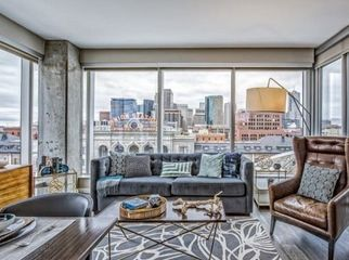 Downtown Apartment with Killer View in Denver, CO