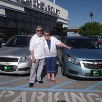 Dwight and Sharon Kessler