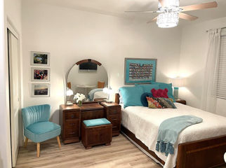 Furnished (if you'd like) Songbird Suite in Fontana, CA