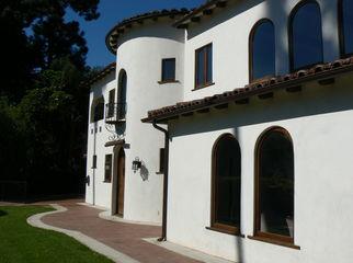 spanish villa in Los Angeles, CA