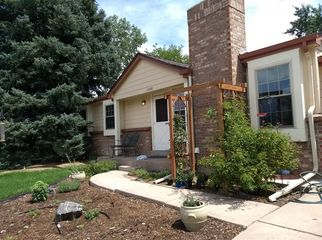 Finished basement in a single family home, private bathroom with shower, shared laundry, shared kitchen.  Furnished. in Littleton, CO