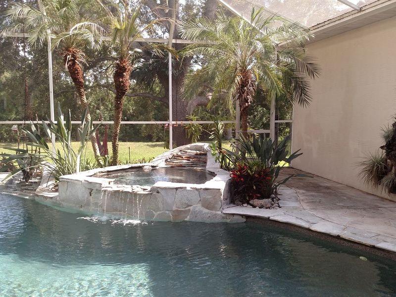 Large Home on the Anclote River in Tarpon Springs in Tarpon Springs, FL