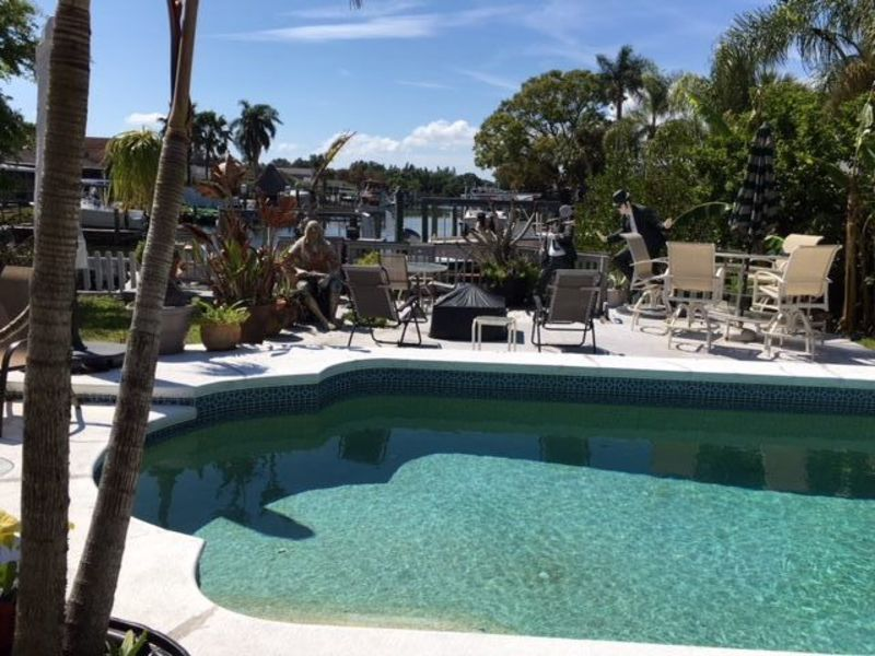 Beautifully furnished waterfront-quiet neighborhd in Tampa, FL