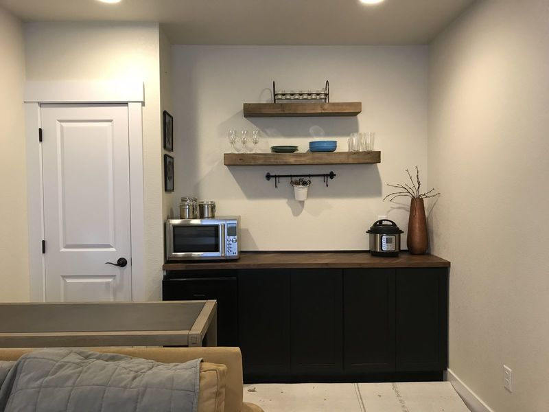 Beautiful Furnished Basement Apartment  in Lafayette , CO