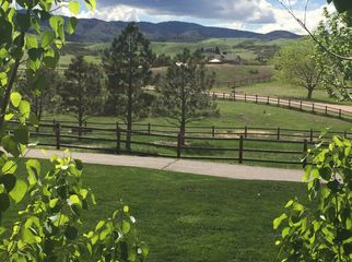beautiful community at the foothills in Sedalia, CO