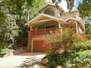 Beautiful Craftsman Home on Boulder Creek in BOULDER, CO