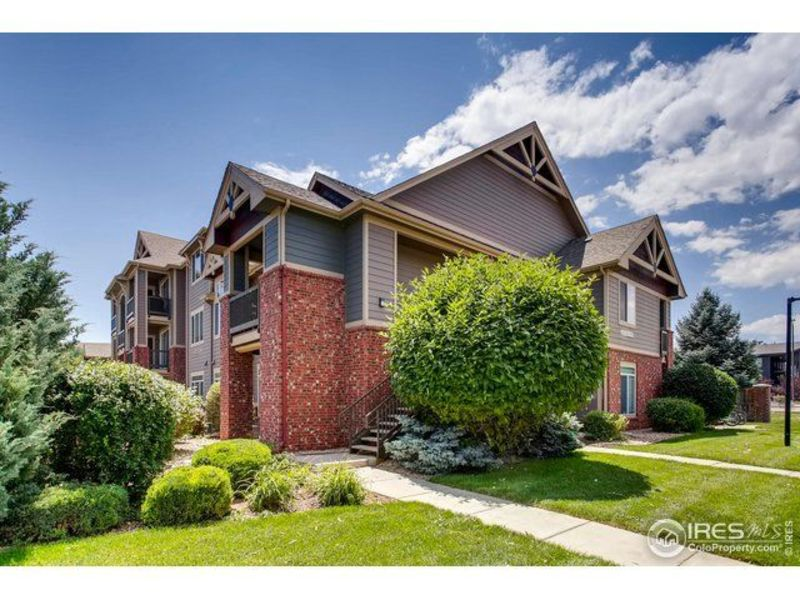 Second floor condo, 2 bed, 2 full bath! in Fort Collins CO, CO