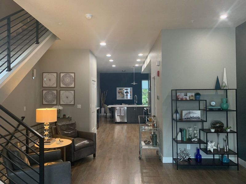 Private Bed/Bath in Newer Townhome by Sloan's Lake in Denver, CO