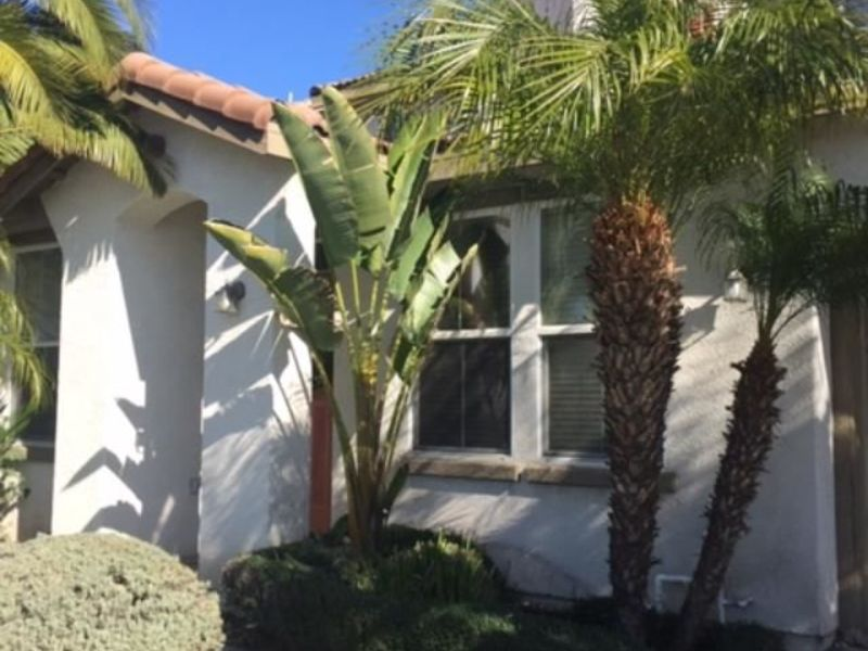 Quiet 2 story home accessable to 4 Freeways  in Fontana , CA